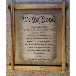 Preamble US Constitution