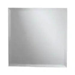 "8"" Square Mirror w/Beveled..."